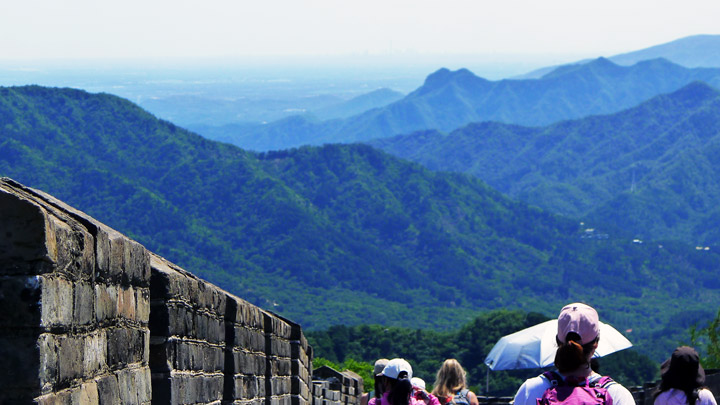 Jiankou to Mutianyu Great Wall, 2019/08/17 photo #19