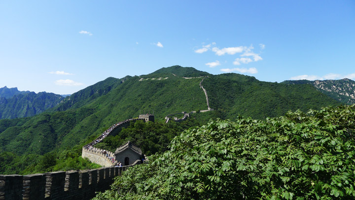 Jiankou to Mutianyu Great Wall, 2019/08/17 photo #20