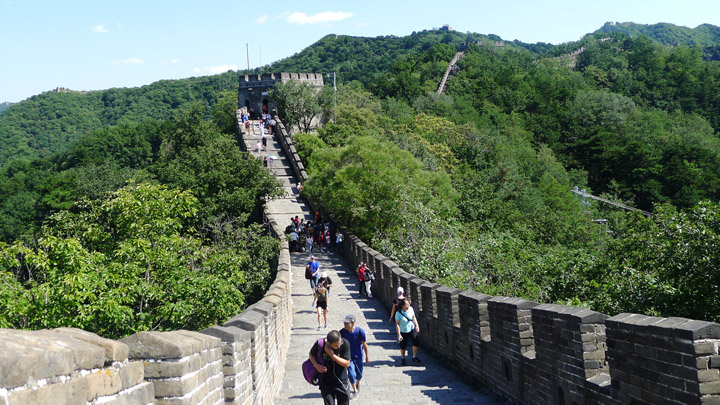 Jiankou to Mutianyu Great Wall, 2019/08/17 photo #22