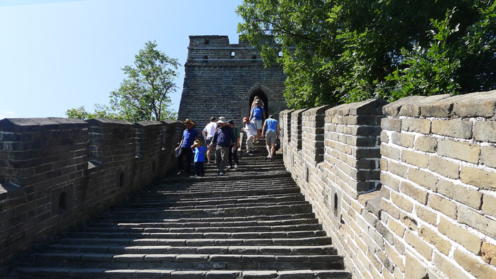 Jiankou to Mutianyu Great Wall, 2019/08/17 photo #23