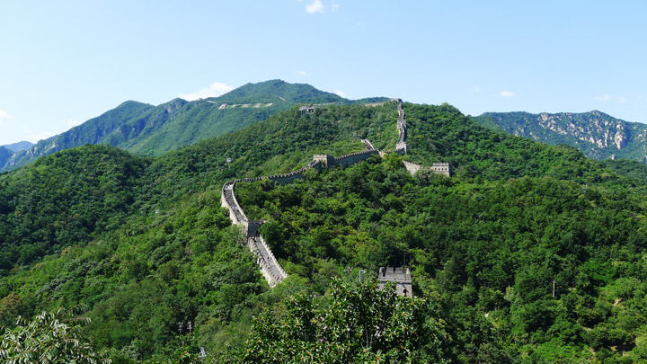 Jiankou to Mutianyu Great Wall, 2019/08/17 photo #24