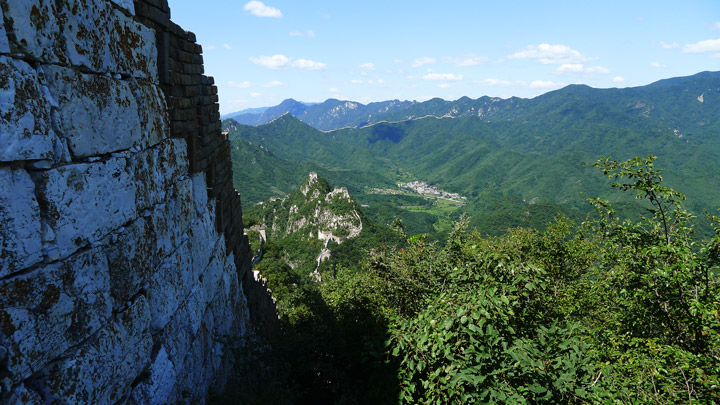Jiankou to Mutianyu Great Wall, 2019/08/17 photo #33