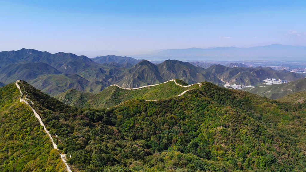 Switchback Great Wall, 2019/09/22