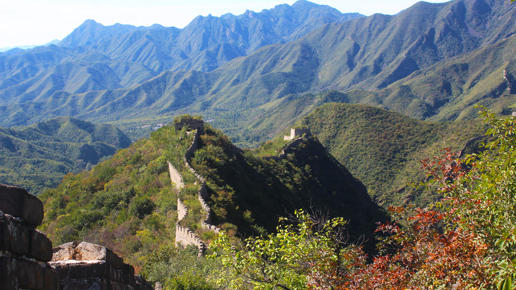 Great Wall Spur, 2019/010/05