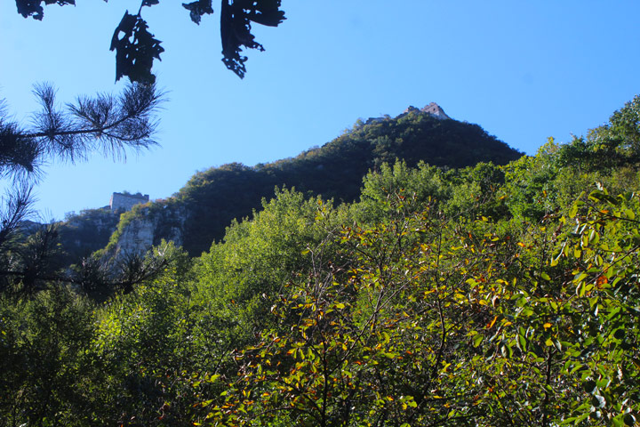 Jiankou to Mutianyu Great Wall, 2019/10/07 photo #3