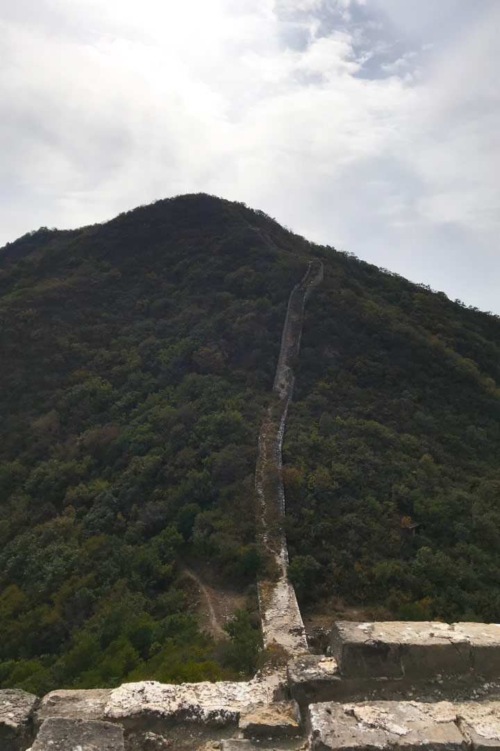 Stone Valley Great Wall Loop, 2019/10/17 photo #4