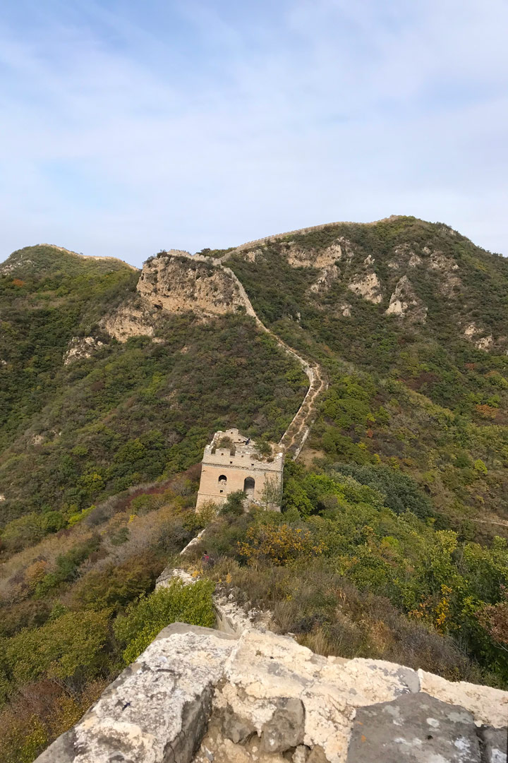 Stone Valley Great Wall Loop, 2019/10/17 photo #5