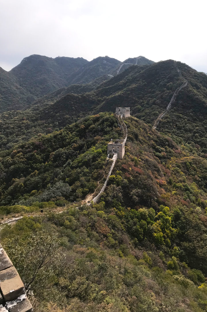 Stone Valley Great Wall Loop, 2019/10/17 photo #6