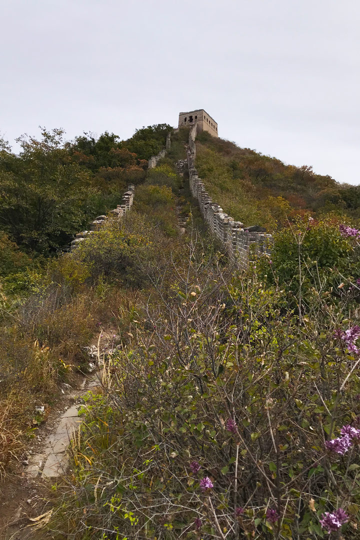Stone Valley Great Wall Loop, 2019/10/17 photo #13