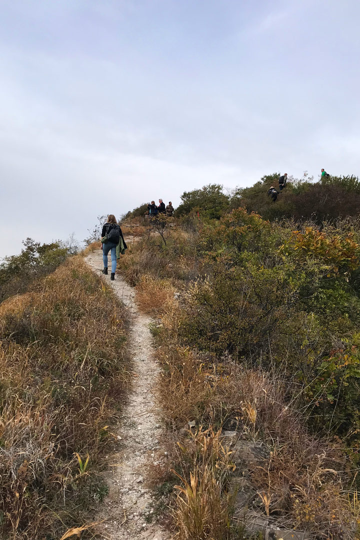 Stone Valley Great Wall Loop, 2019/10/17 photo #14
