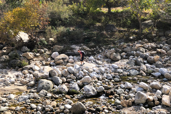 Great Flood hike, 2019/10/20 photo #11