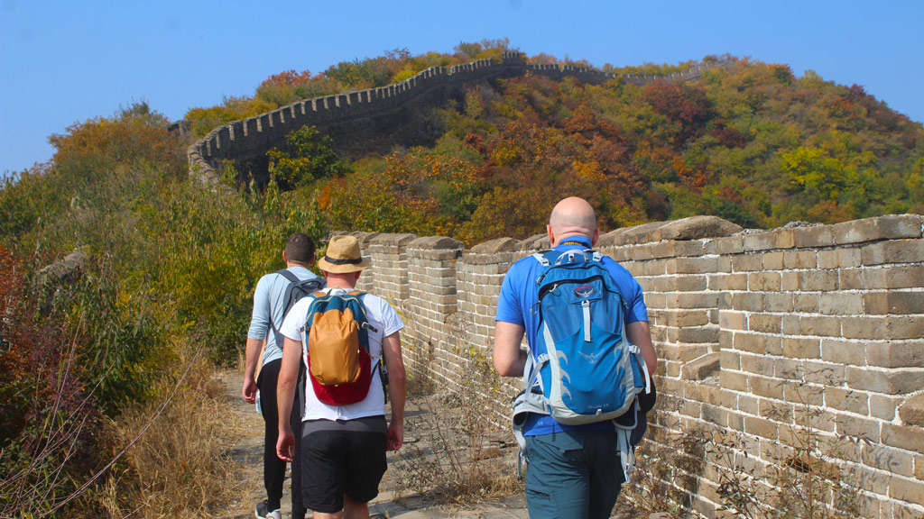 Great Wall Spur, 2019/10/23