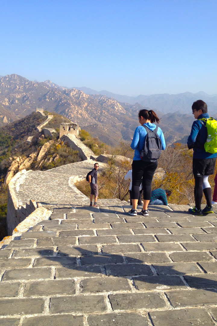 Longquanyu Great Wall to the Little West Lake, 2019/10/30 photo #3