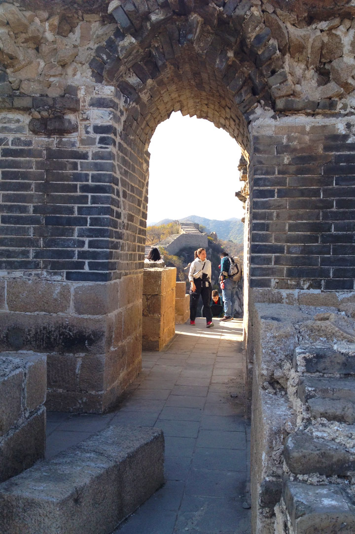 Longquanyu Great Wall to the Little West Lake, 2019/10/30 photo #5
