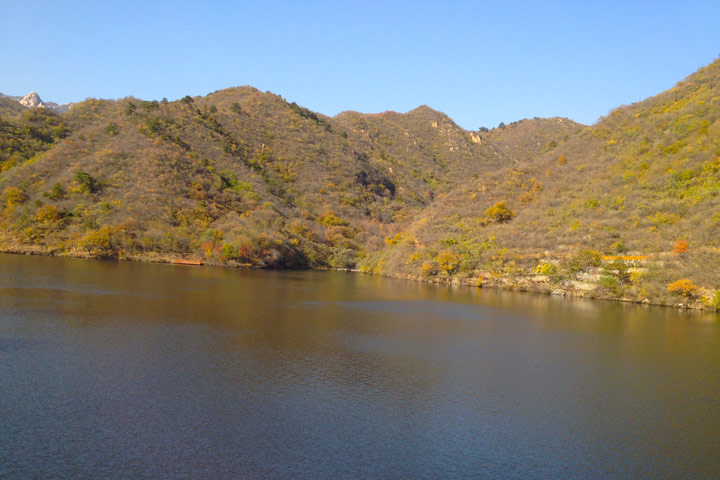 Longquanyu Great Wall to the Little West Lake, 2019/10/30 photo #18