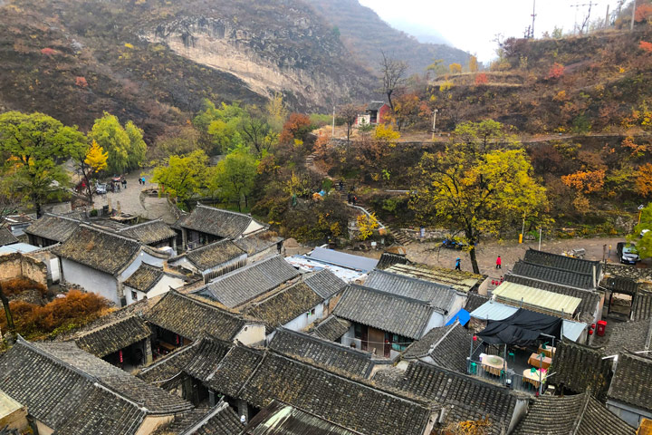 Cuandixia Village day trip, 2019/11/03 photo #2