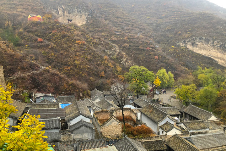 Cuandixia Village day trip, 2019/11/03 photo #17