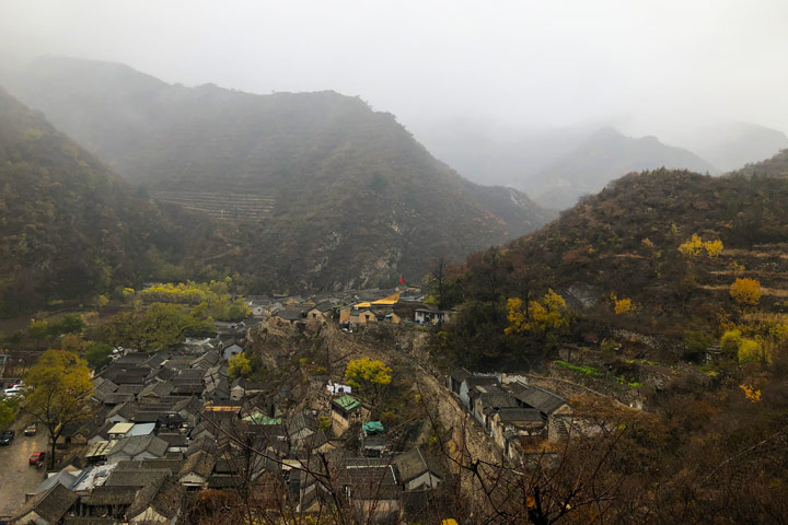 Cuandixia Village day trip, 2019/11/03 photo #19