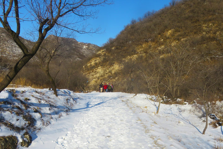 Stone Valley Great Wall Loop, 2019/12/01 photo #1