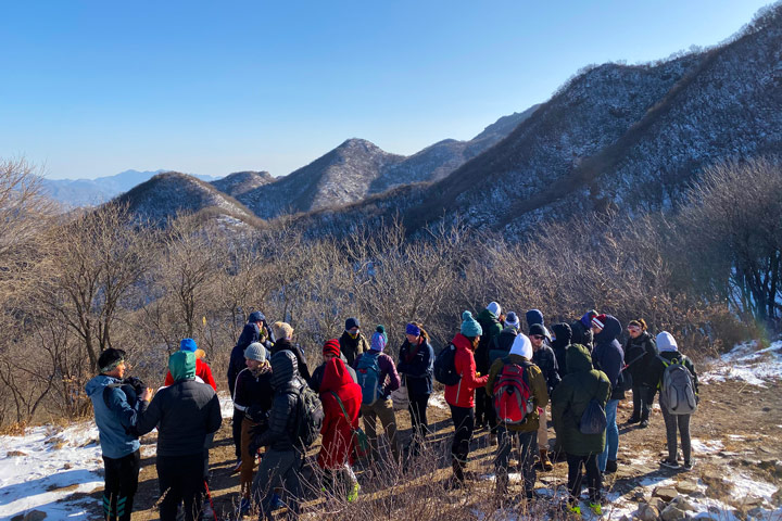 Stone Valley Great Wall Loop, 2019/12/01 photo #10