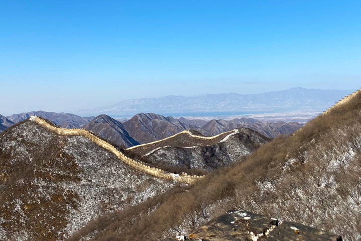 Stone Valley Great Wall Loop, 2019/12/01 photo #14