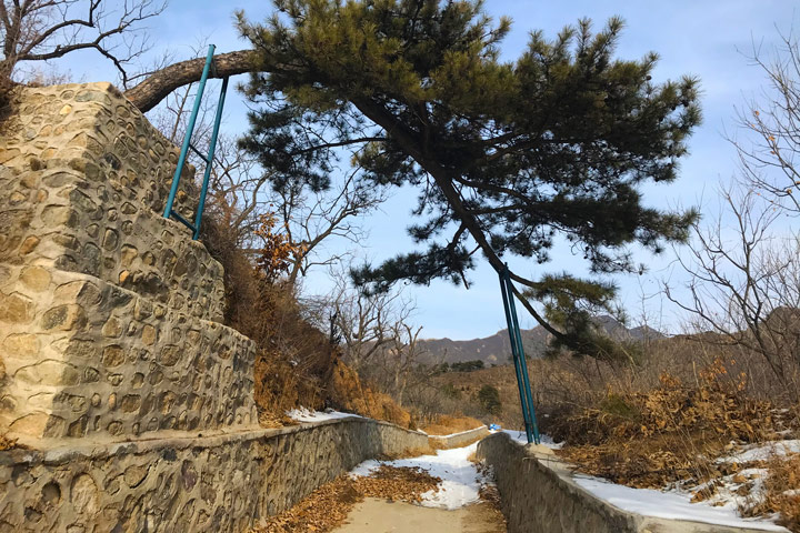 Auspicious Village hike, 2019/12/21 photo #12