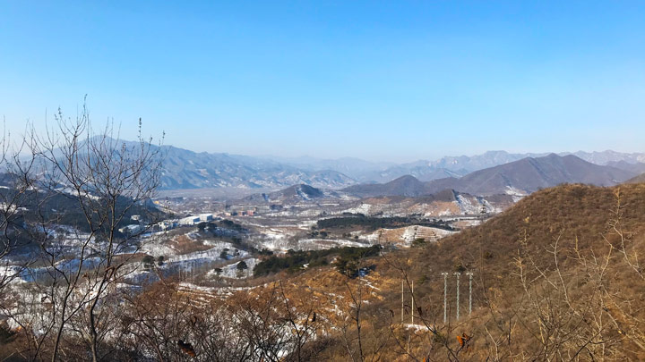 Auspicious Village hike, 2019/12/21