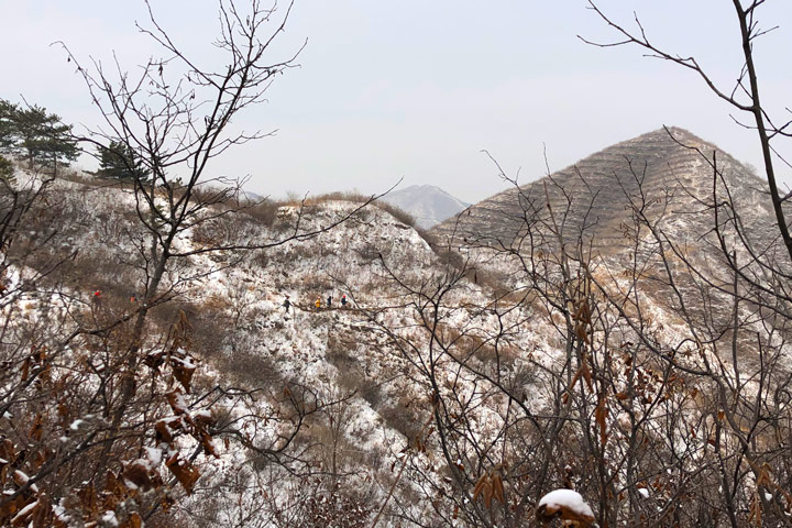 Hemp Village to Gubeikou Great Wall Christmas, 2019/12/25 photo #8