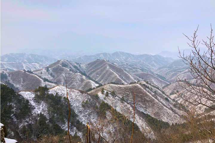 Hemp Village to Gubeikou Great Wall Christmas, 2019/12/25 photo #16
