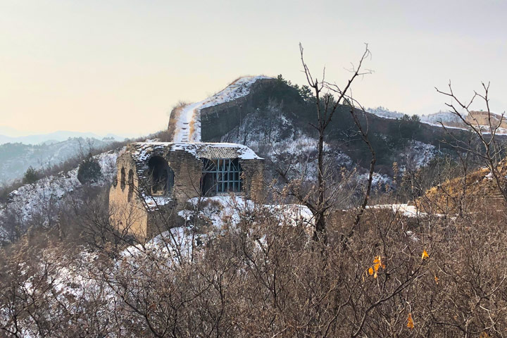Hemp Village to Gubeikou Great Wall Christmas, 2019/12/25 photo #28