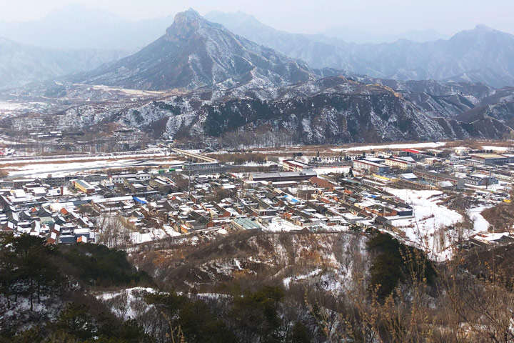Hemp Village to Gubeikou Great Wall Christmas, 2019/12/25 photo #33