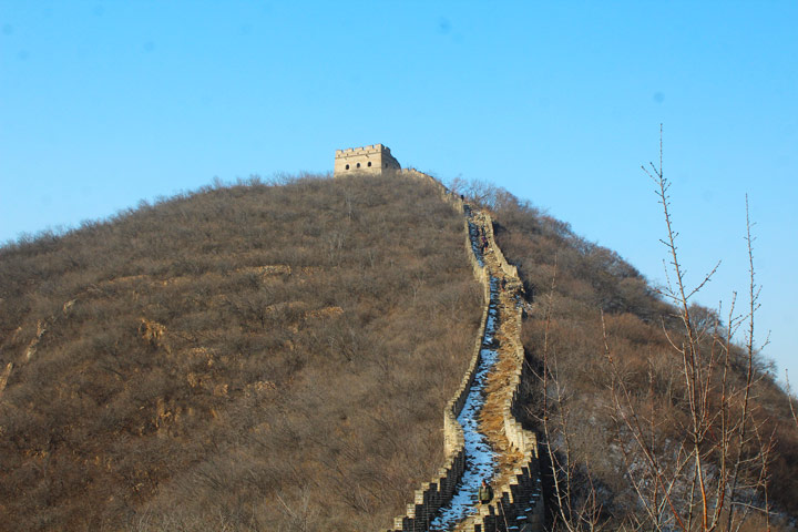 Longquanyu Great Wall to the Little West Lake, 2019/12/28 photo #18
