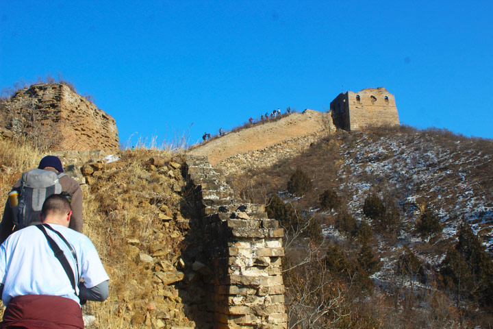 Gubeikou Great Wall Loop, 2020/01/01 photo #7