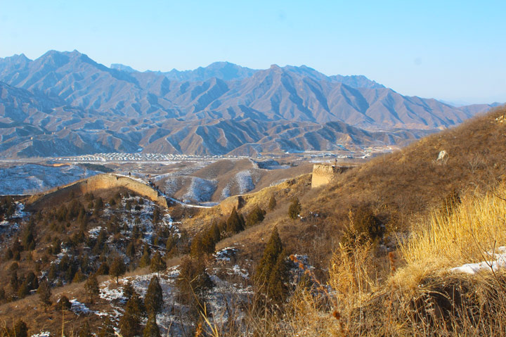 Gubeikou Great Wall Loop, 2020/01/01 photo #11