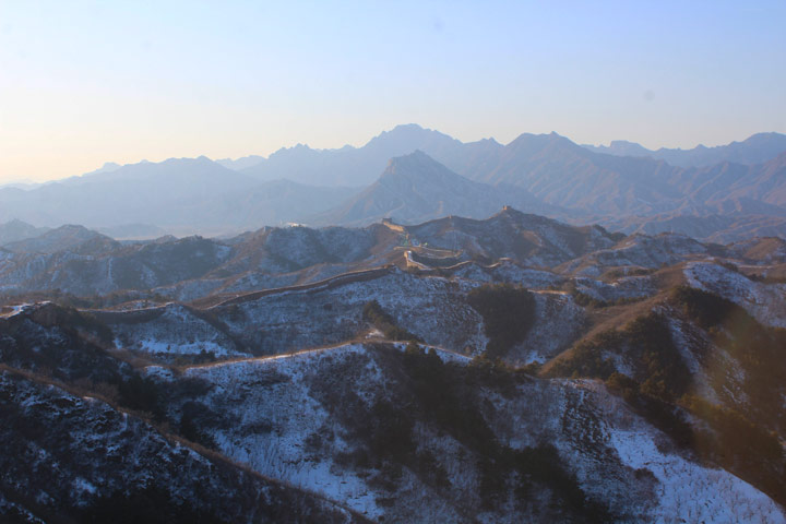 Gubeikou Great Wall Loop, 2020/01/01 photo #12