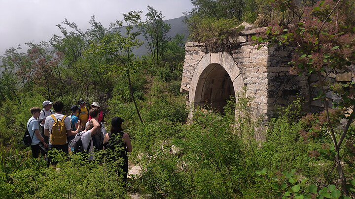 'High Bridge' Monastery hike, 2020/05/05