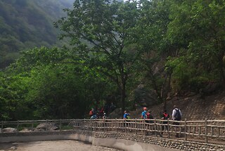 Jingxi Ancient Road and Horse Hoofprints, 2020/05/30