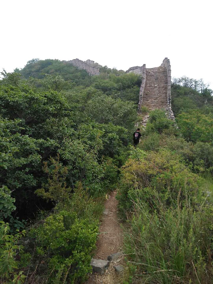 Stone Valley Great Wall Loop, 2020/06/28 photo #2