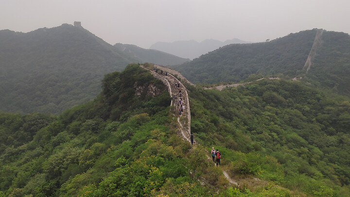 Stone Valley Great Wall Loop, 2020/06/28