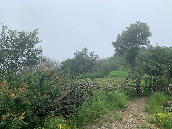 Vulture Rock Ridge and Yangtaishan Pilgrim's Trail, 2020/08/01 photo #6