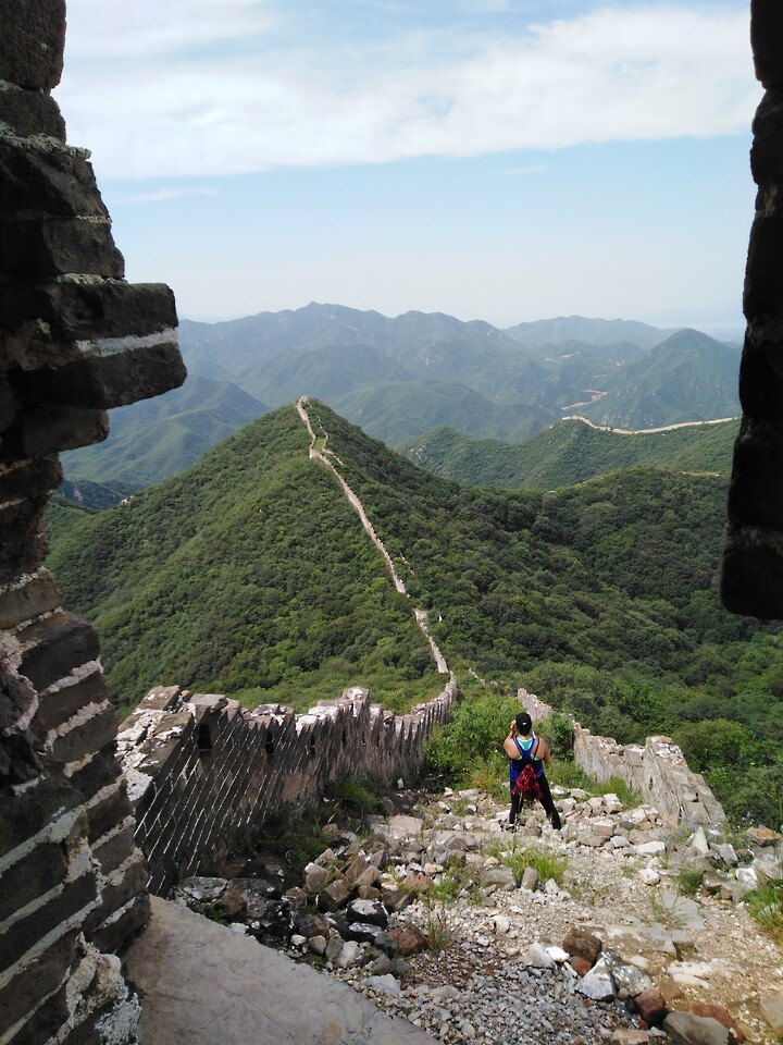 Stone Valley Great Wall, 2020/08/26 photo #3