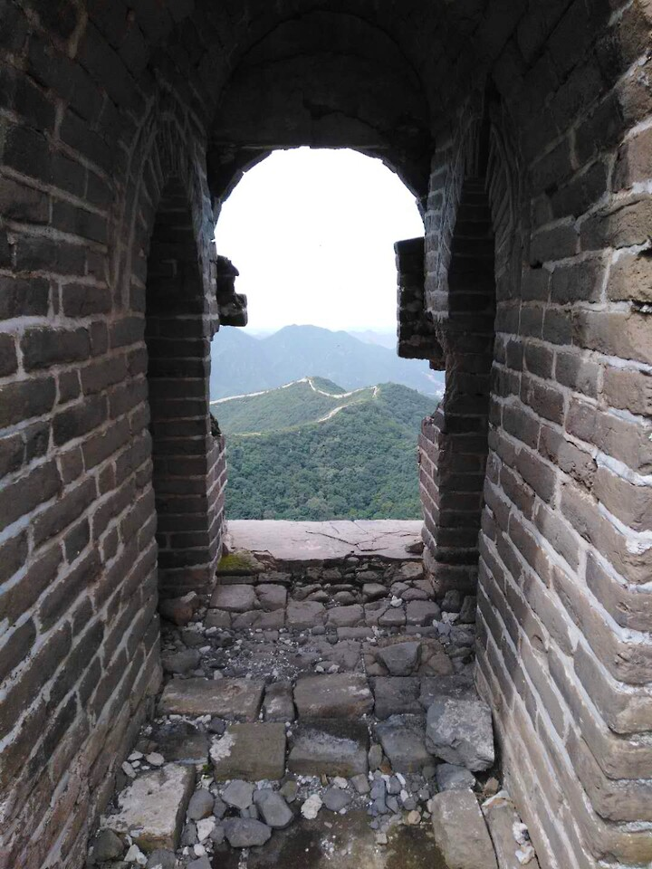 Stone Valley Great Wall, 2020/08/26 photo #4