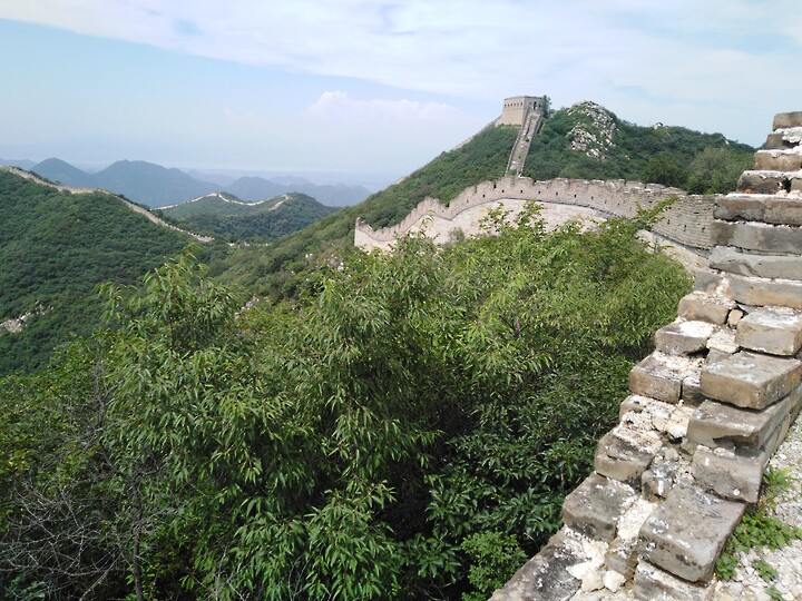 Stone Valley Great Wall, 2020/08/26 photo #6