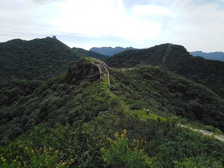 Stone Valley Great Wall, 2020/08/26 photo #12