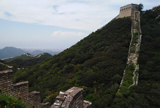 Stone Valley Great Wall, 2020/08/26