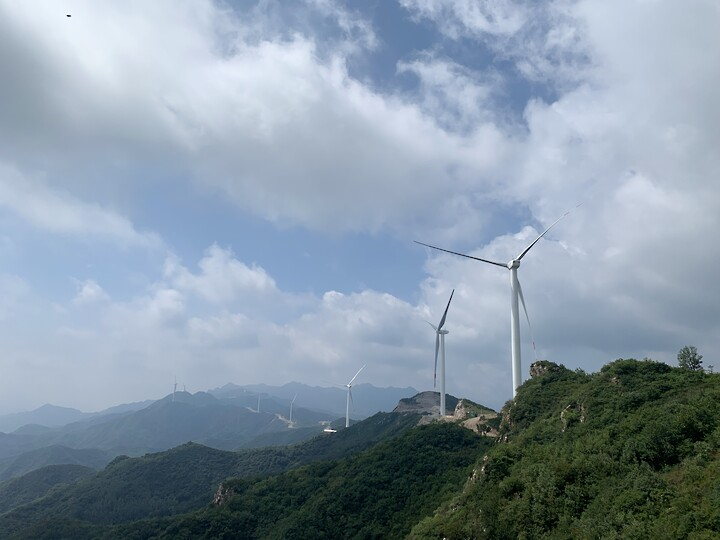 High Tower and Huanglouyuan, 2020/08/29 photo #12