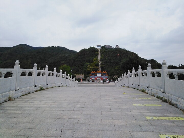 Yajishan Temple Circuit, 2020/09/12 photo #1