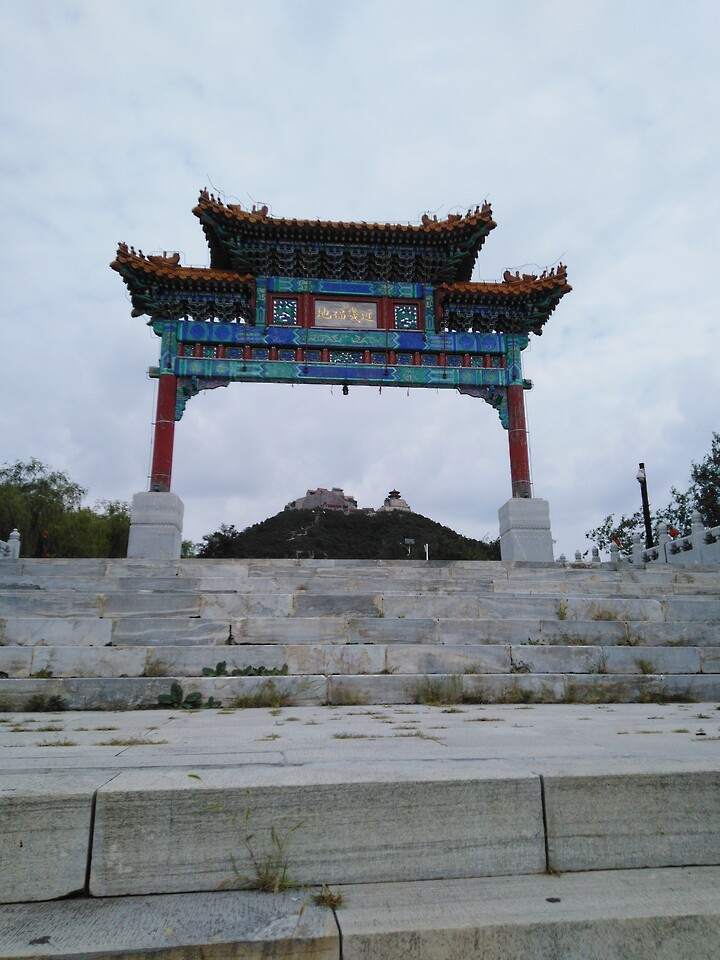 Yajishan Temple Circuit, 2020/09/12 photo #2