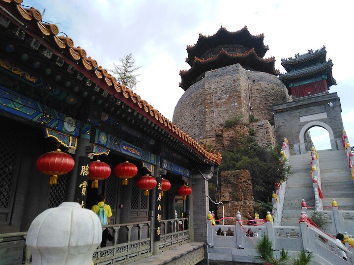 Yajishan Temple Circuit, 2020/09/12 photo #11