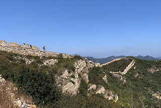 Zhenbiancheng Great Wall Loop hike, 2020/09/26